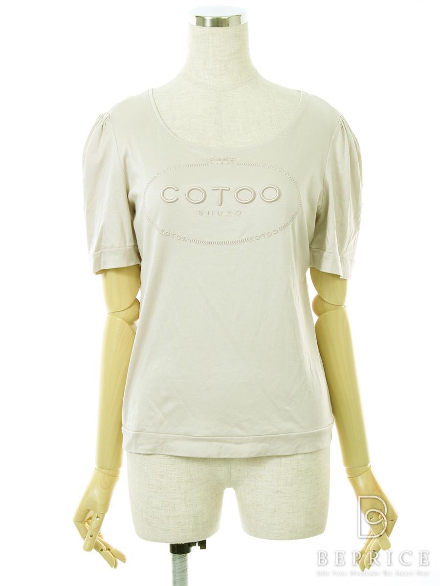 コトゥー Tシャツ カットソー トップス 半袖