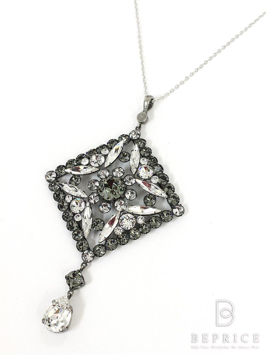 フォクシーブティック トップなしネックレス ネックレス Crystal Lace 36880