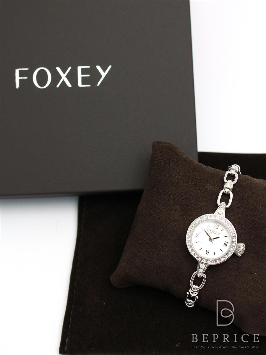 フォクシーブティック 腕時計 クオーツ FOXEY フォクシー 時計 ノベルティ