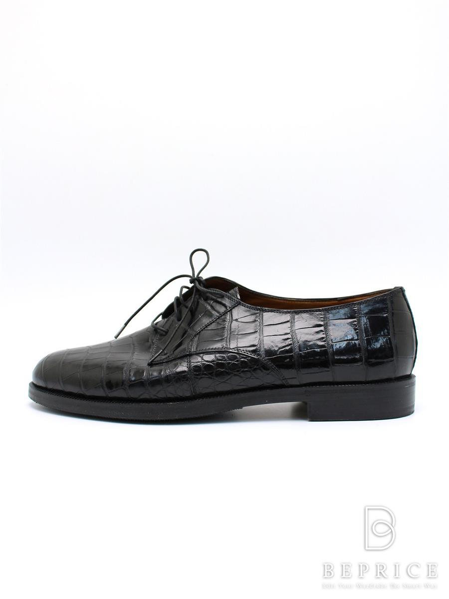 チャーチ ブーツ Churchs チャーチ 靴 シューズ プリマクラッセ 型押 ソール変色あり