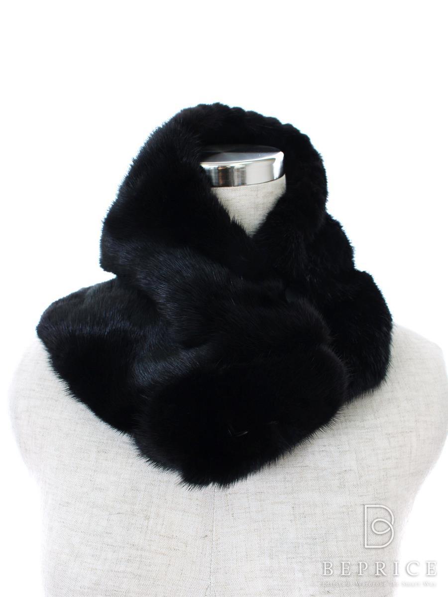 マフラー マフラー カラー ミンク Mink Collar 33602