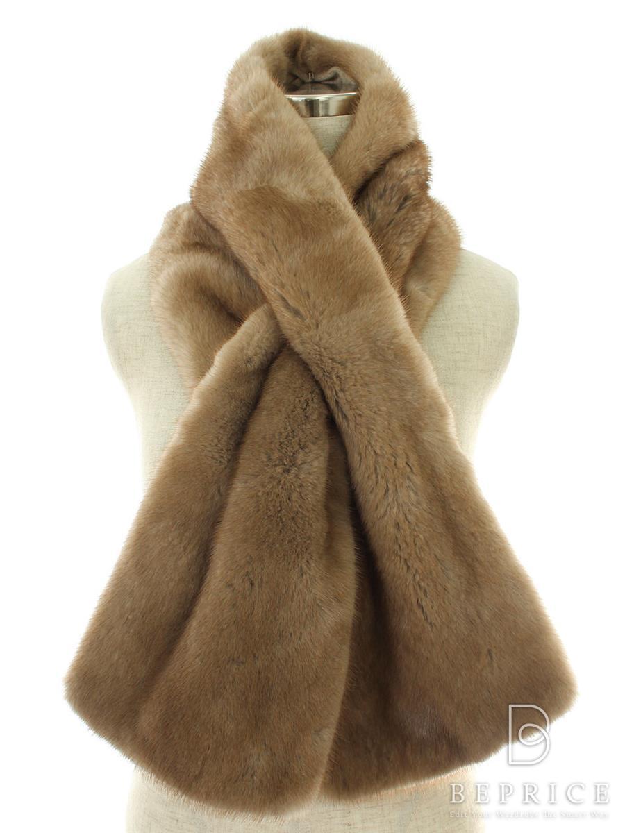 フォクシーブティック ストール 37459 Mink Warm Stole