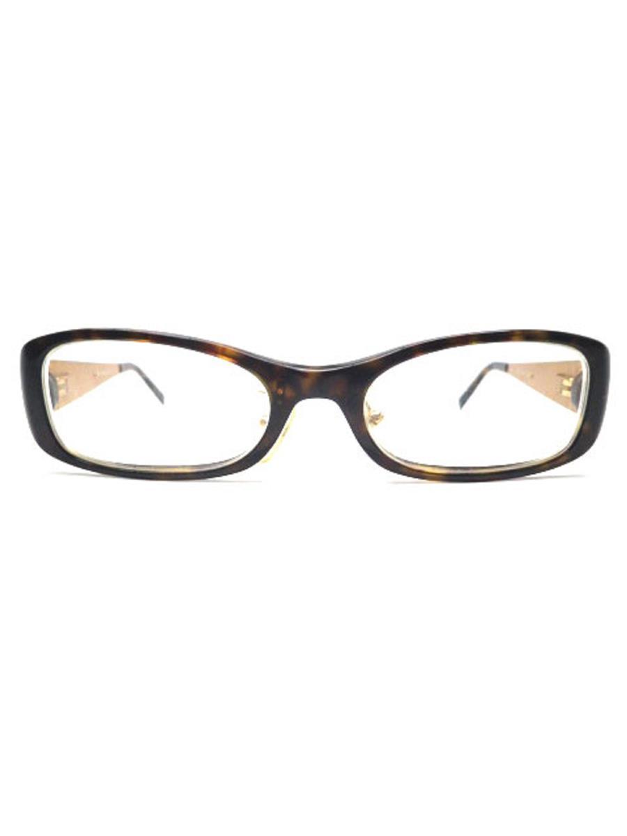 プラダ 眼鏡 メガネケース デミ メタル スレ・キズ・汚れあり