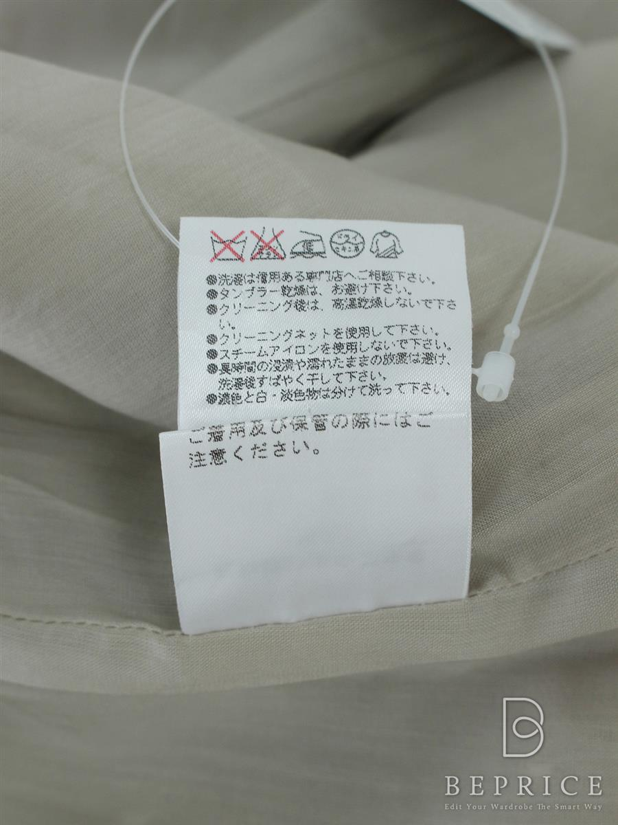 【38】 Linen Sucre ワンピース フォクシー 【中古】 tn291214t FOXEY BOUTIQUE 【Aランク】 リネン