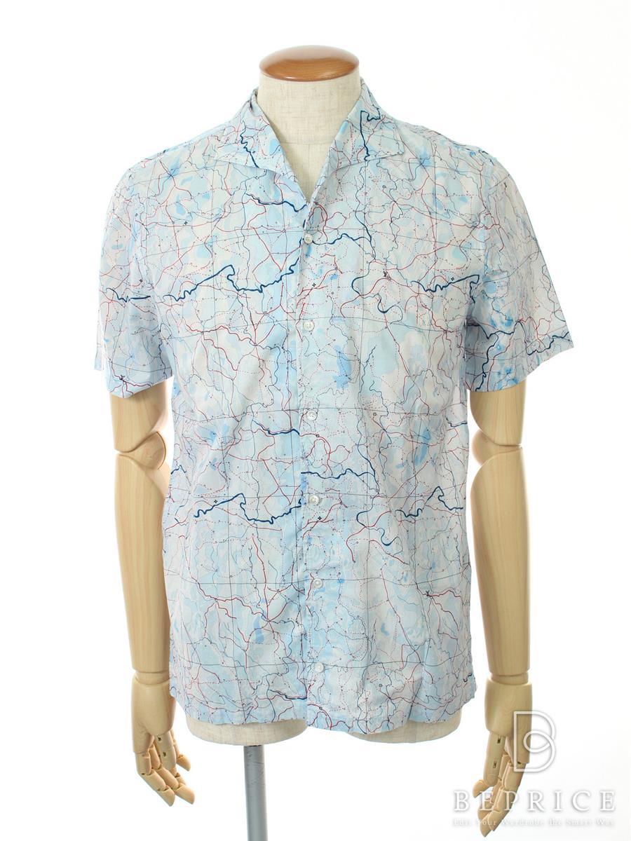 ルイヴィトン シャツ ブラウス トップス シャツ ブラウス 半袖