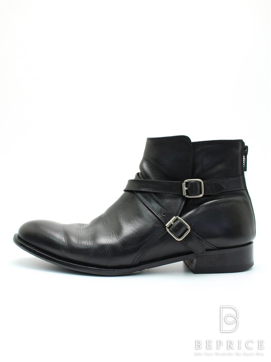 ラッドミュージシャン ブーツ LAD MUSICIAN ラッドミュージシャン 靴 ショートブーツ