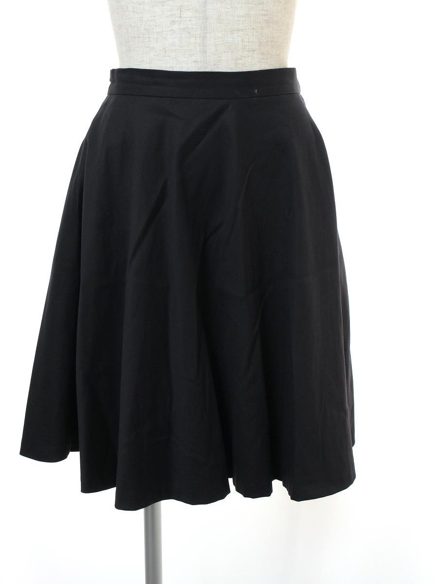 ドゥーズィエムクラス スカート フレアー