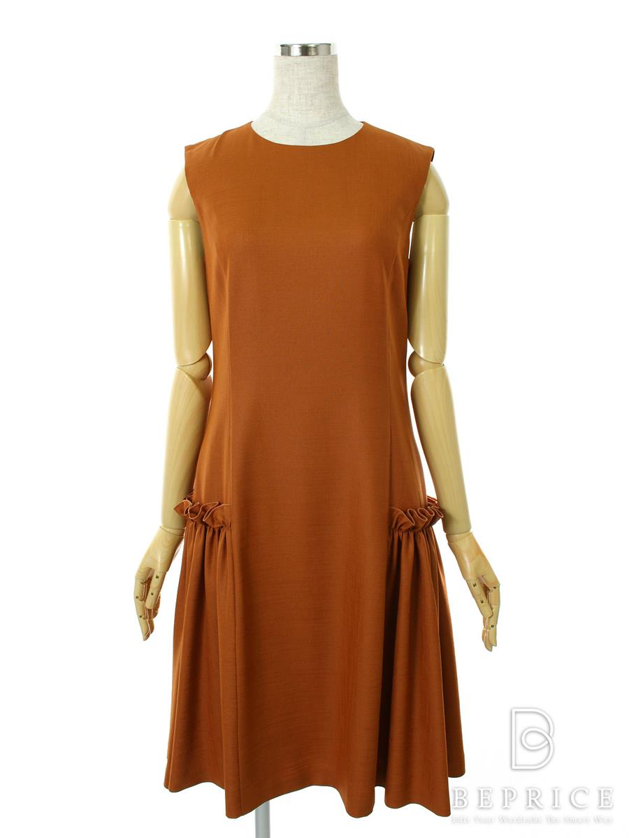 フォクシーニューヨーク ワンピース Stretch Linen Dress