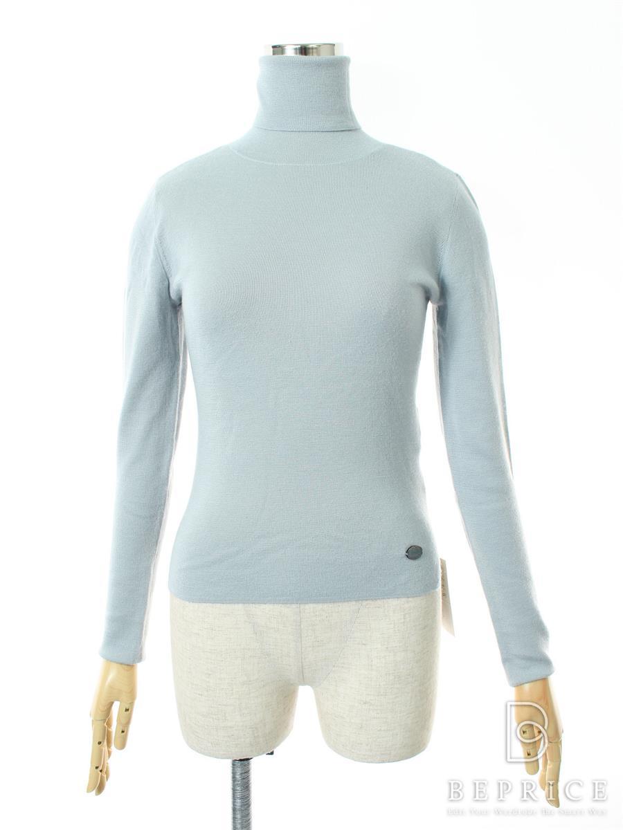 フォクシーブティック トップス Turtleneck Sweater