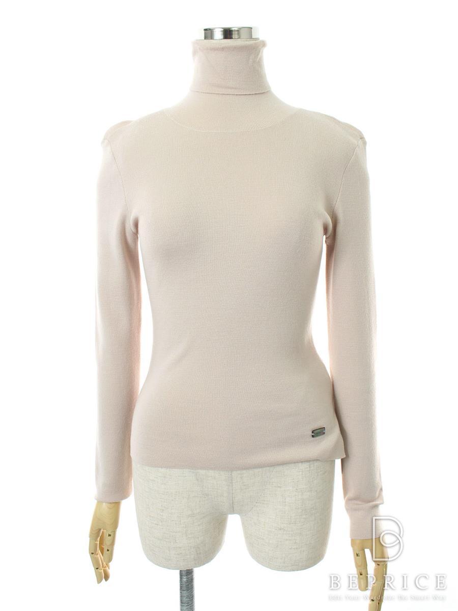 フォクシーブティック トップス Wool Turtleneck Sweater