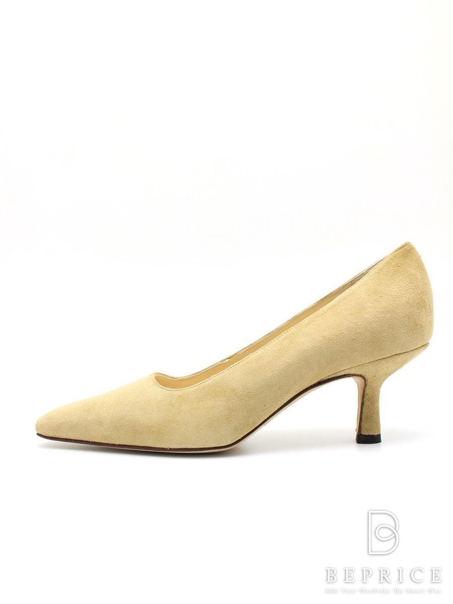 フォクシーブティック 靴 パンプス スエード