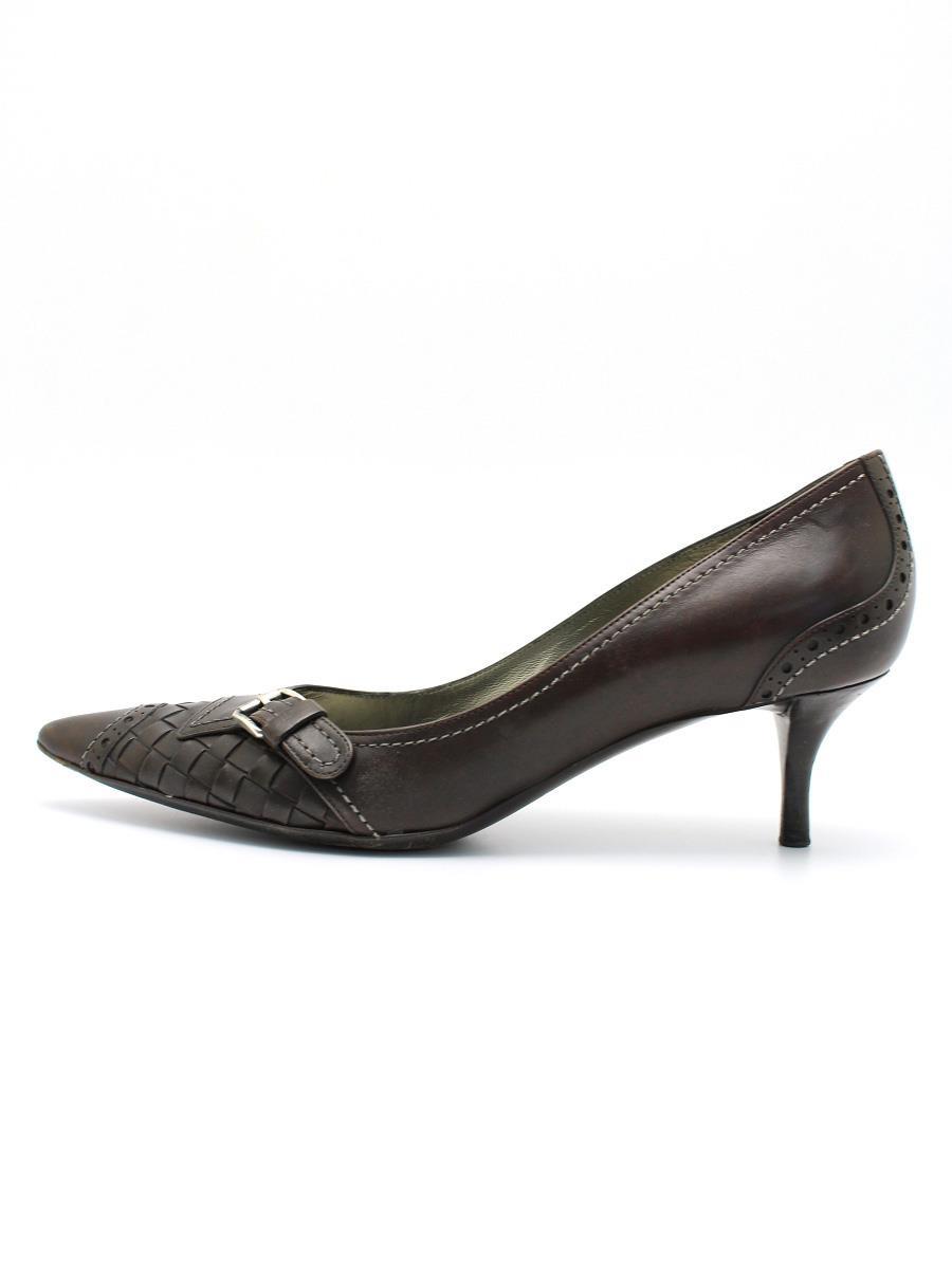 ボッテガヴェネタ BOTTEGA VENETA ボッテガヴェネタ 靴 パンプス