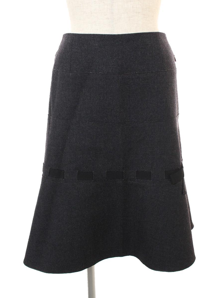 フォクシーブティック スカート リボン