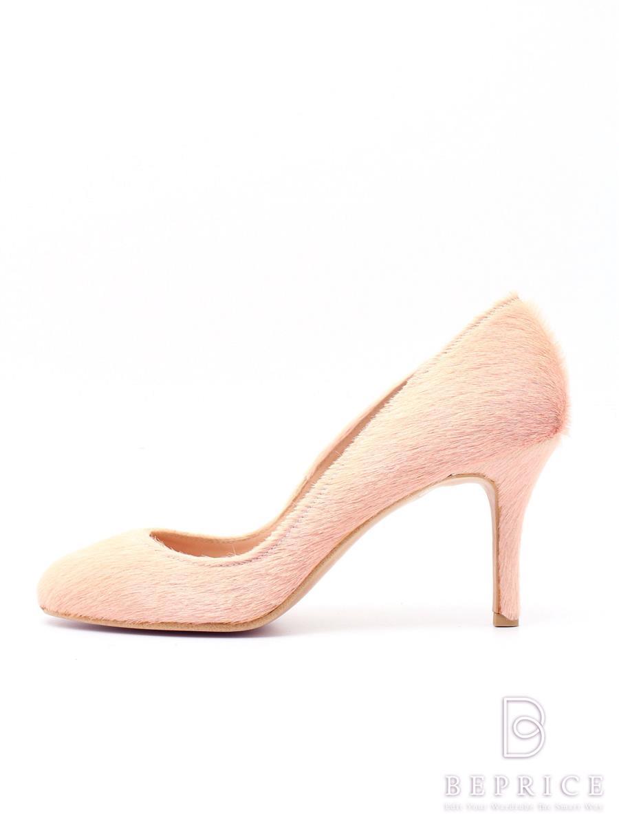 ピッピ Pippi ピッピ 靴 パンプス ハラコ