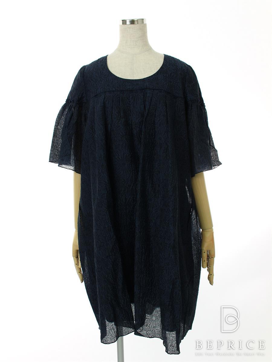 フォクシーニューヨーク Collection ワンピース ワンピース Daisy Fit Coupe gathered Dress COLLECTION 36615