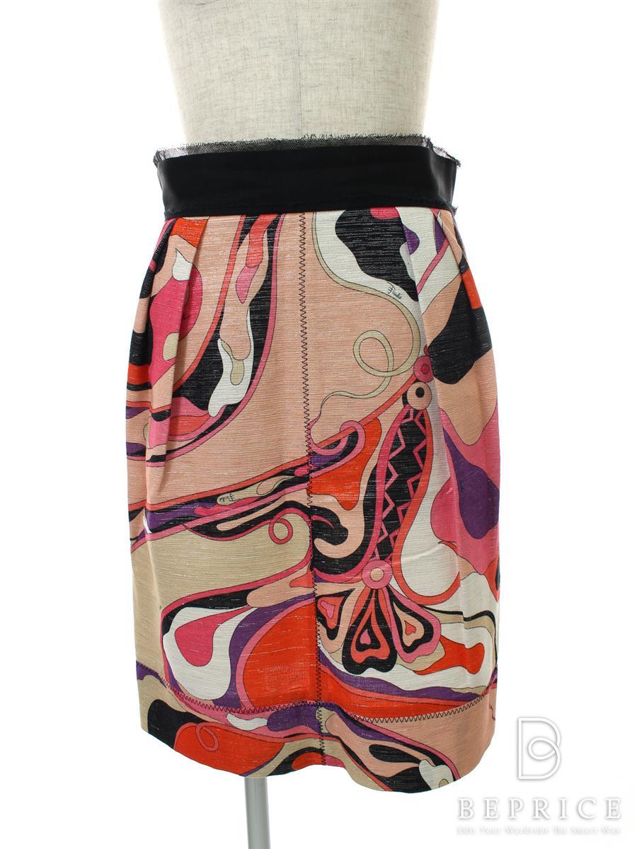 エミリオプッチ スカート フレアー