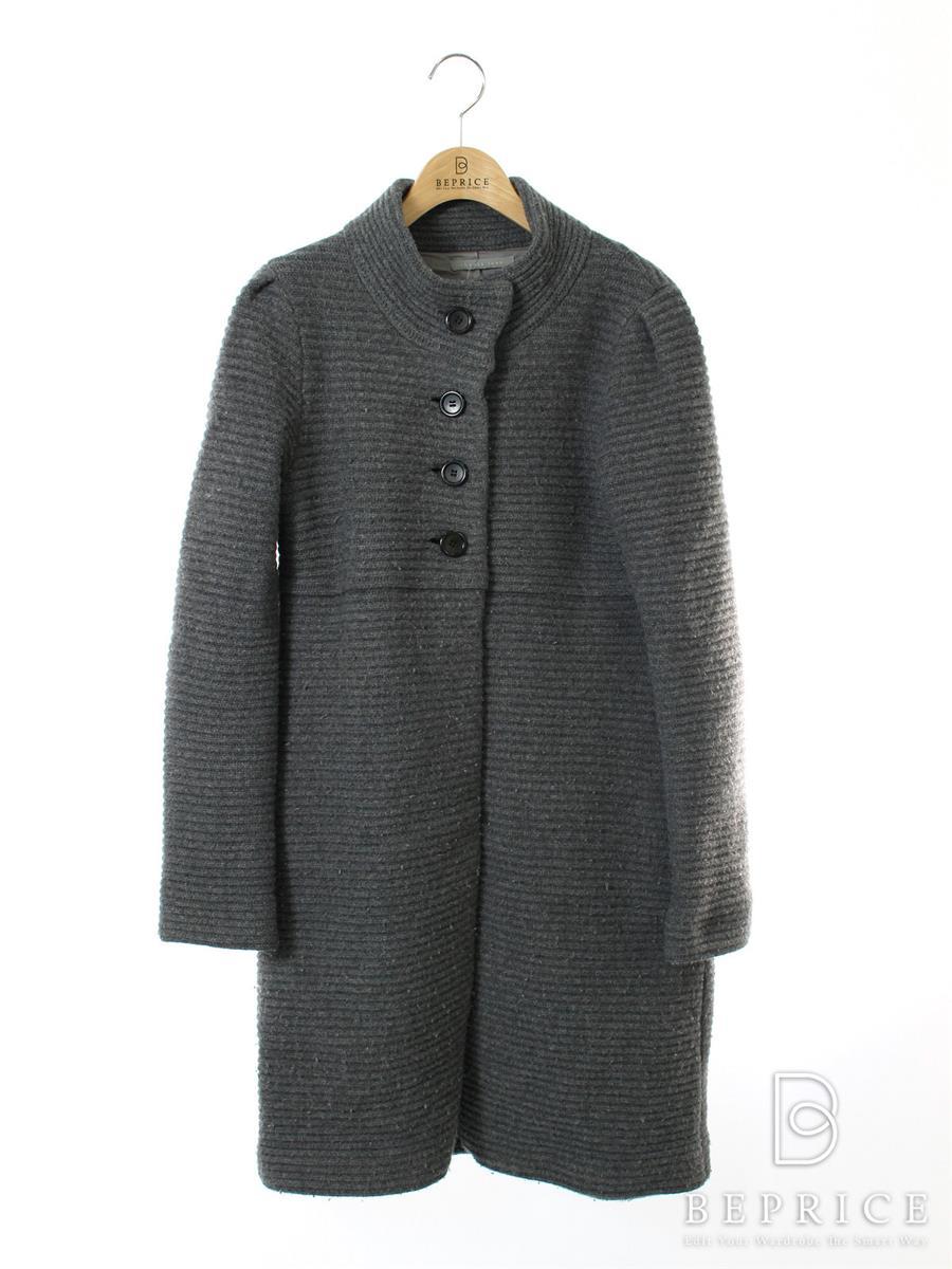 セオリー コート コート ウール 目立つ毛玉あり