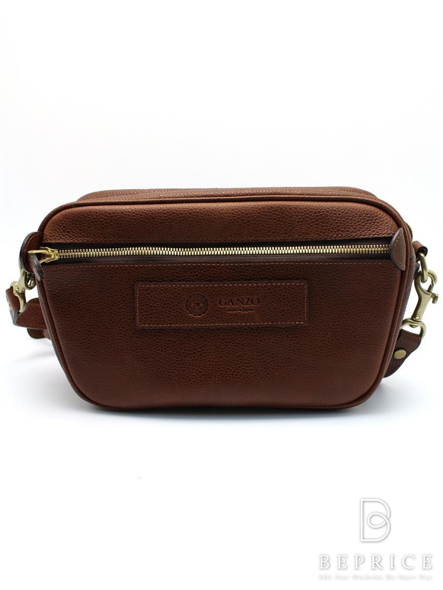 ガンゾ 鞄 ショルダーバッグ GD ジーディー