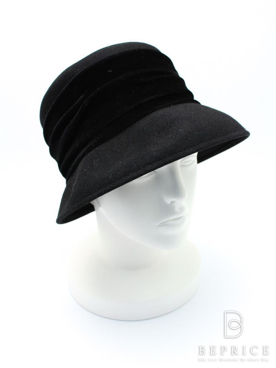 フォクシーブティック 帽子 ハット ベロア