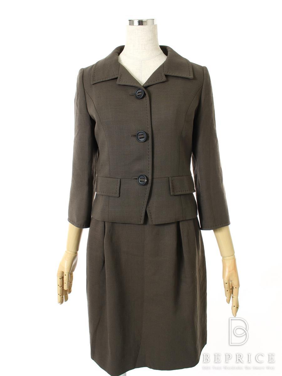 フォクシーブティック スーツ セットアップ ジャケット スカート