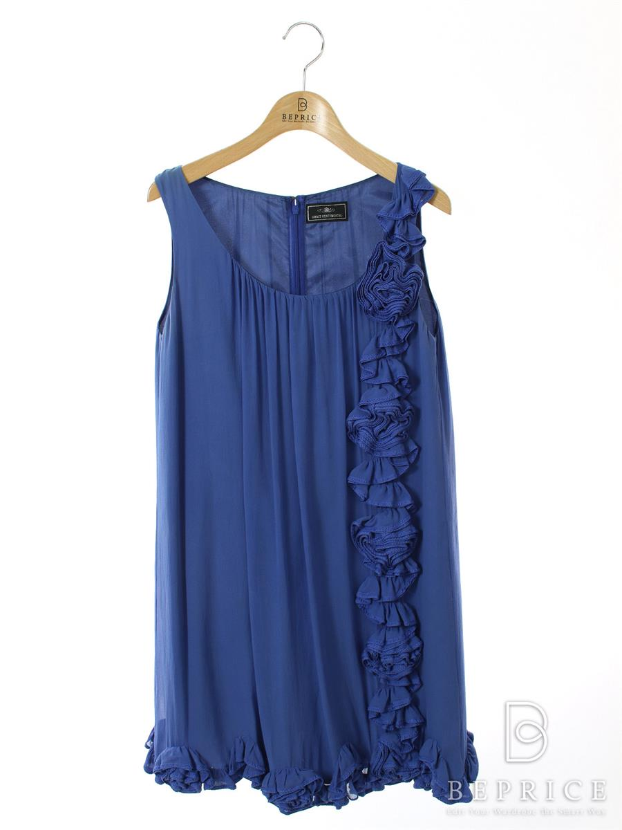 グレースコンチネンタル ワンピース ドレス フリル