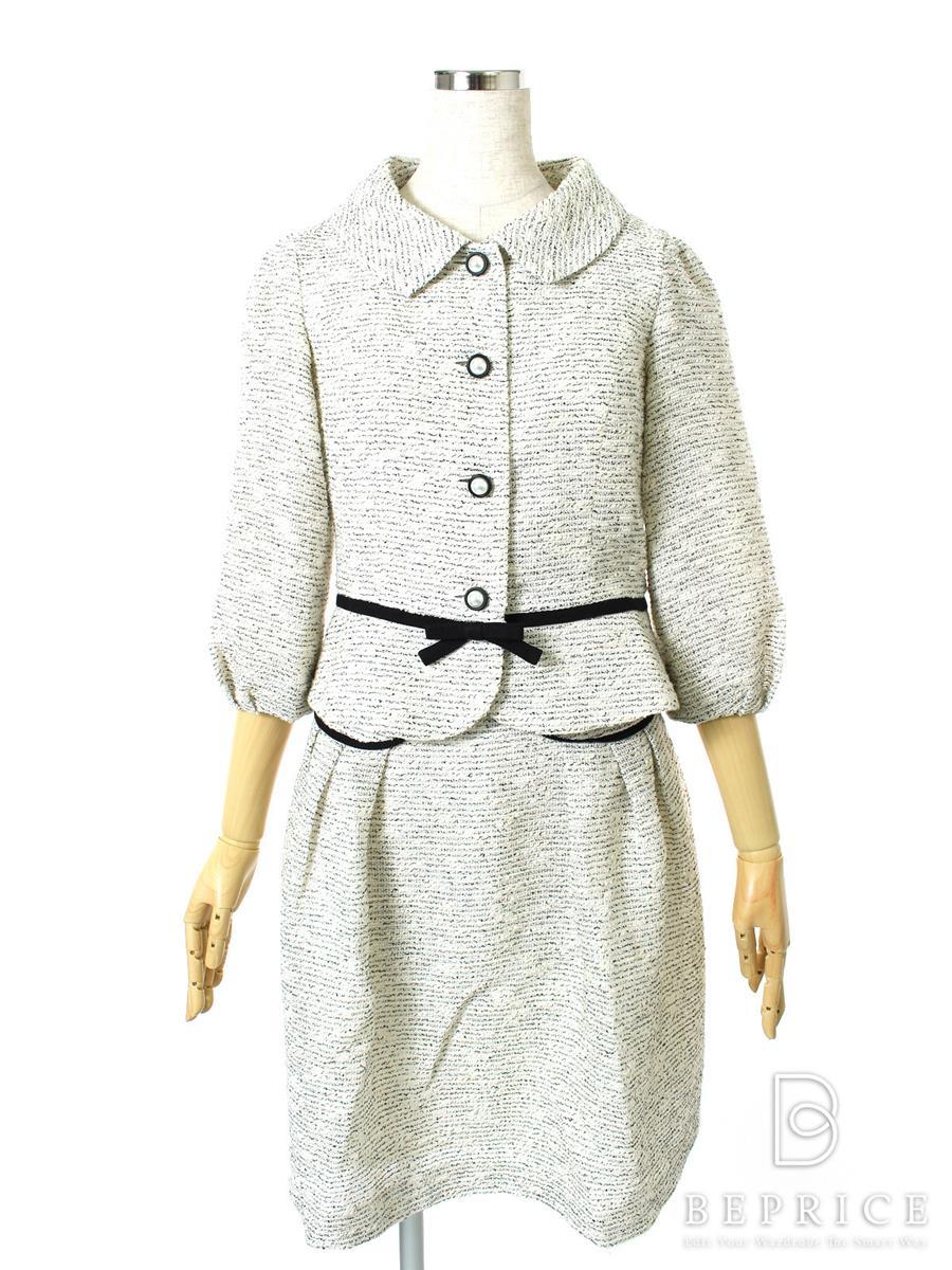 エムズグレイシー スカートスーツ スーツ スカート ジャケット