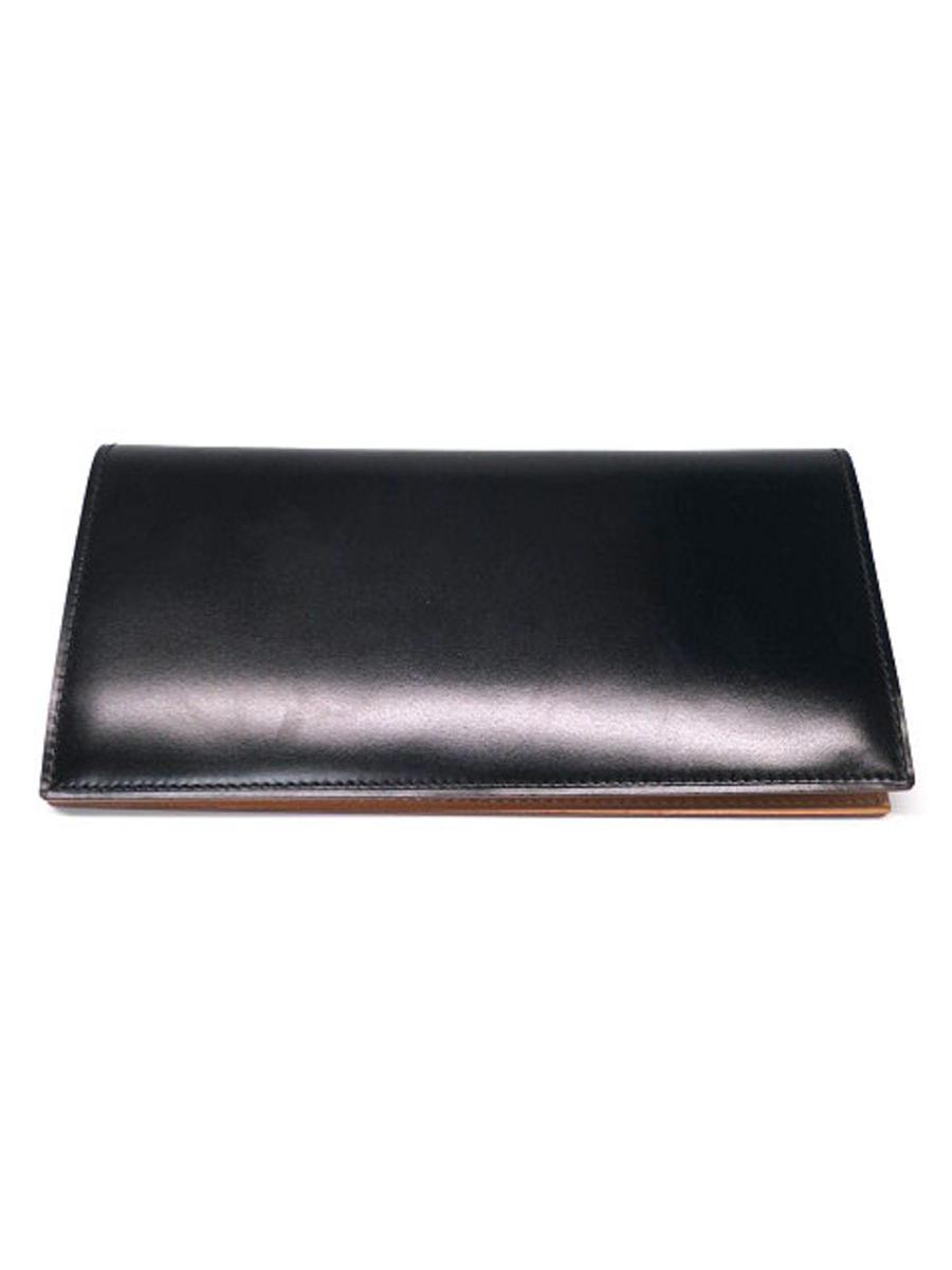 ガンゾ 財布 GANZO ガンゾ 長財布 小銭入れ付き コードバン