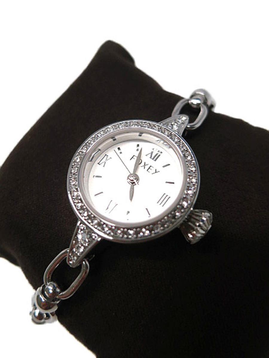 フォクシーブティック 時計 ノベルティ
