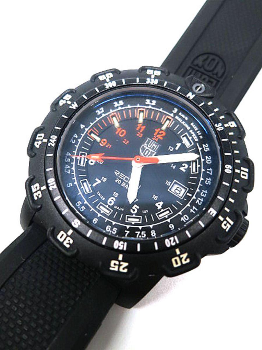 ルミノックス 腕時計 リーコンポイントマン