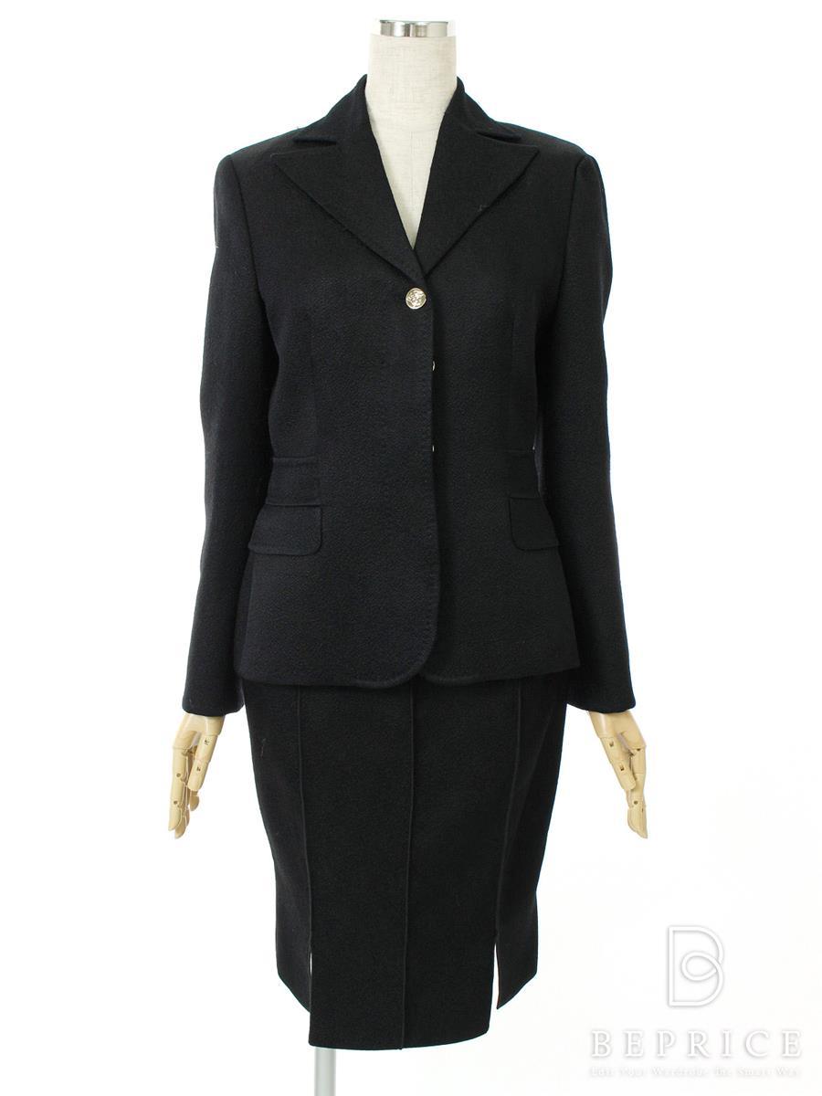 ヴェルサーチ スーツ スカート ジャケット