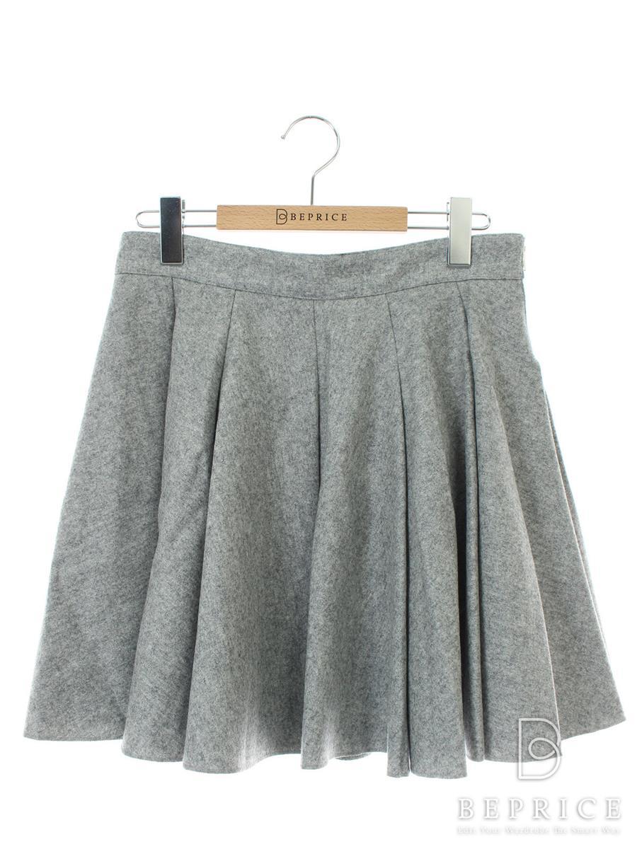 ドゥーズィエムクラス スカート スカート フレアー MUSE