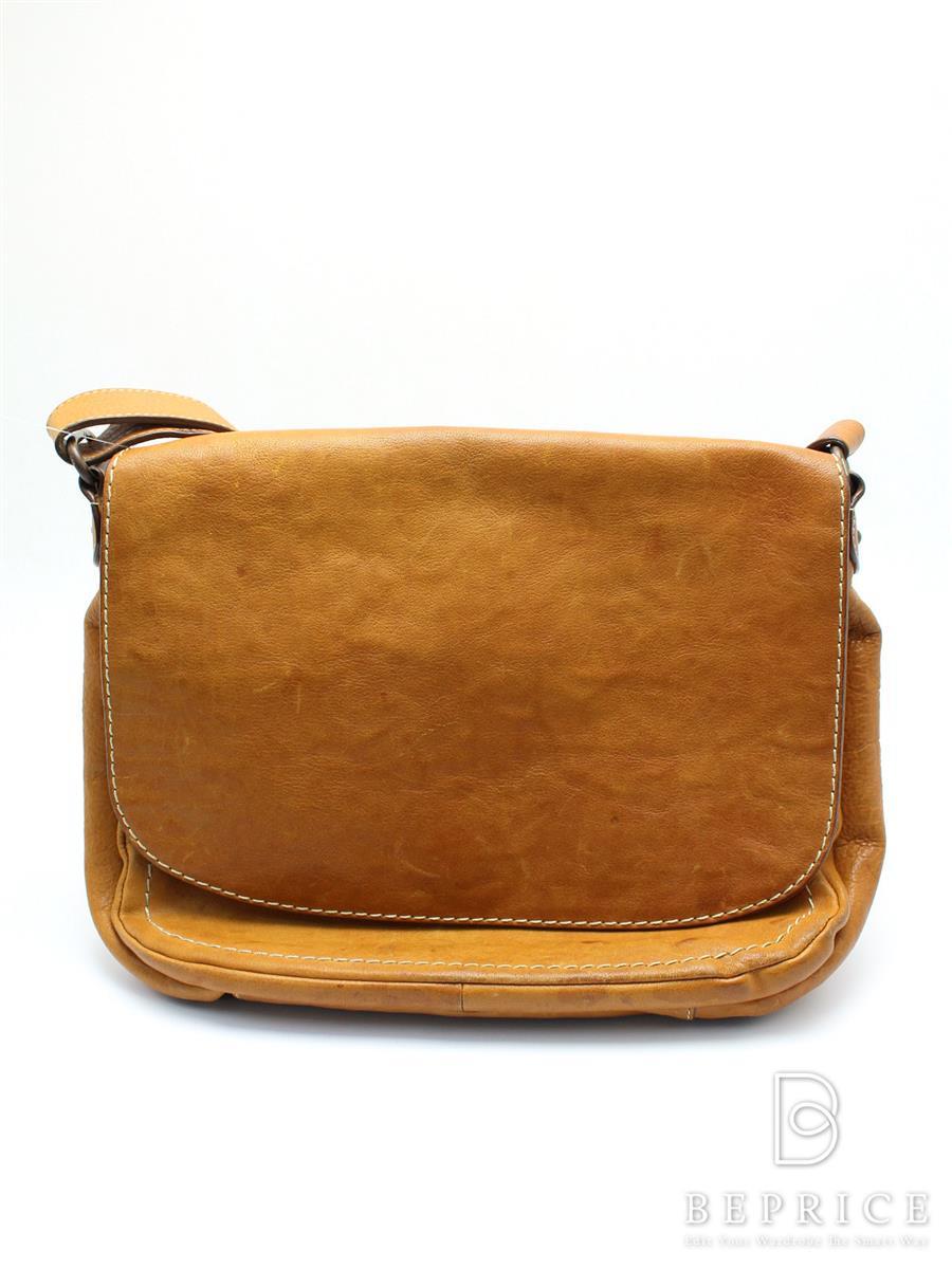 土屋鞄製造所 ショルダーバッグ 汚れ変色有り