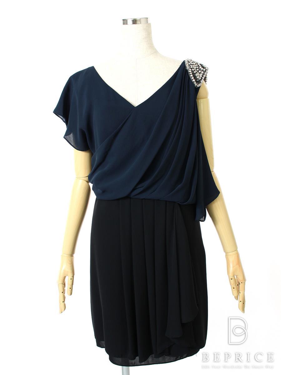 グレースコンチネンタル ワンピース 切替 ドレス 装飾