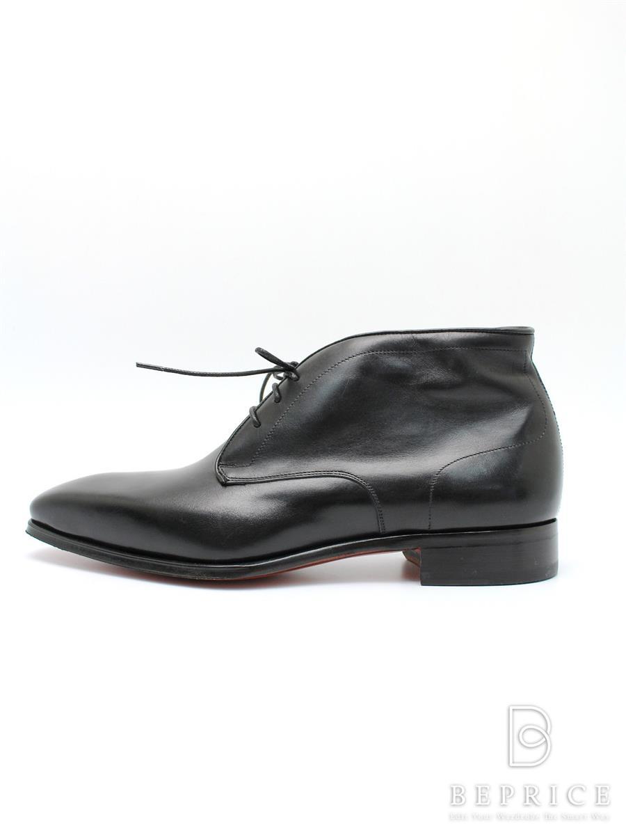ロブス ブーツ LOBB S ロブス 靴 シューズ チャッカブーツ