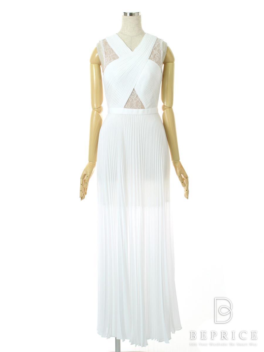 ビーシービージー ワンピース ロングドレス 薄黄ばみあり
