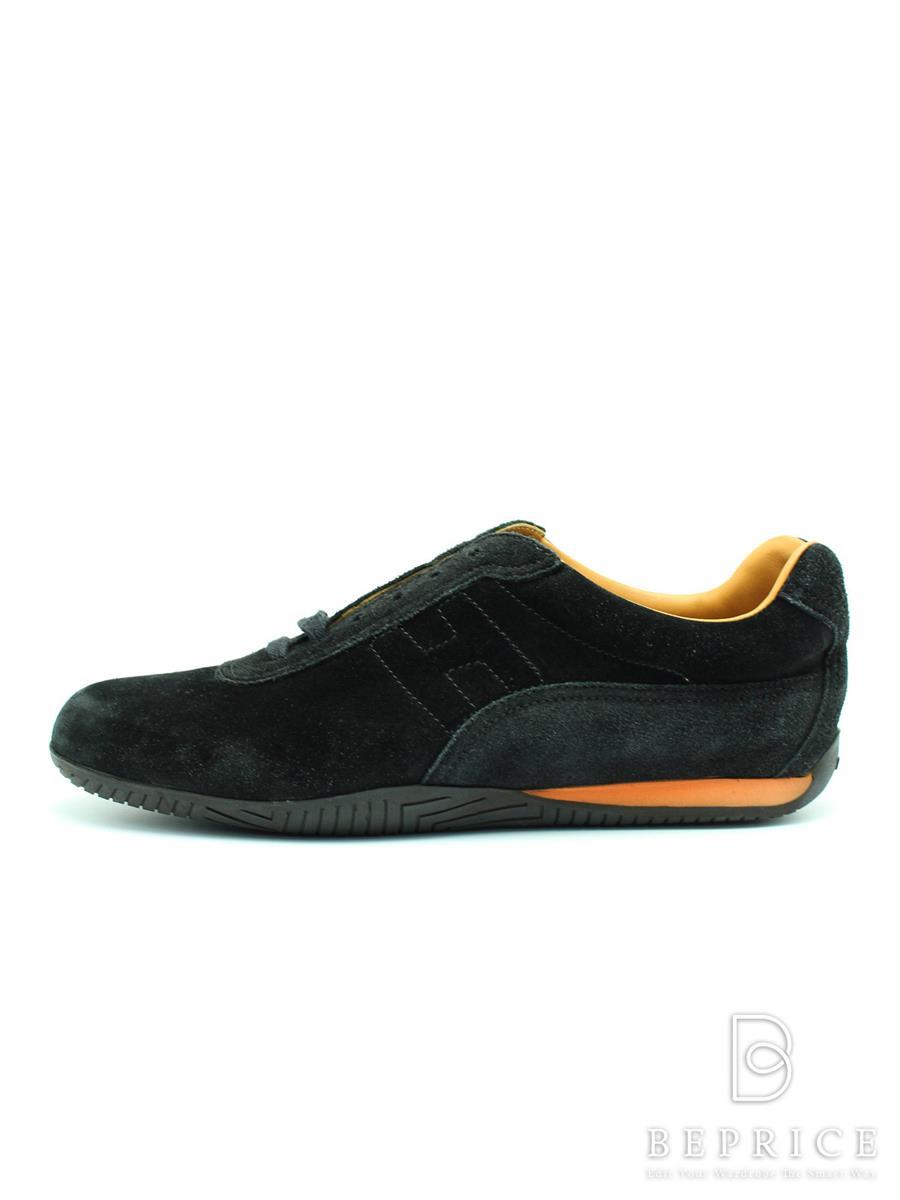 エルメス スニーカー 靴 スニーカー クイックシューズ スレ・ソール汚れ等あり