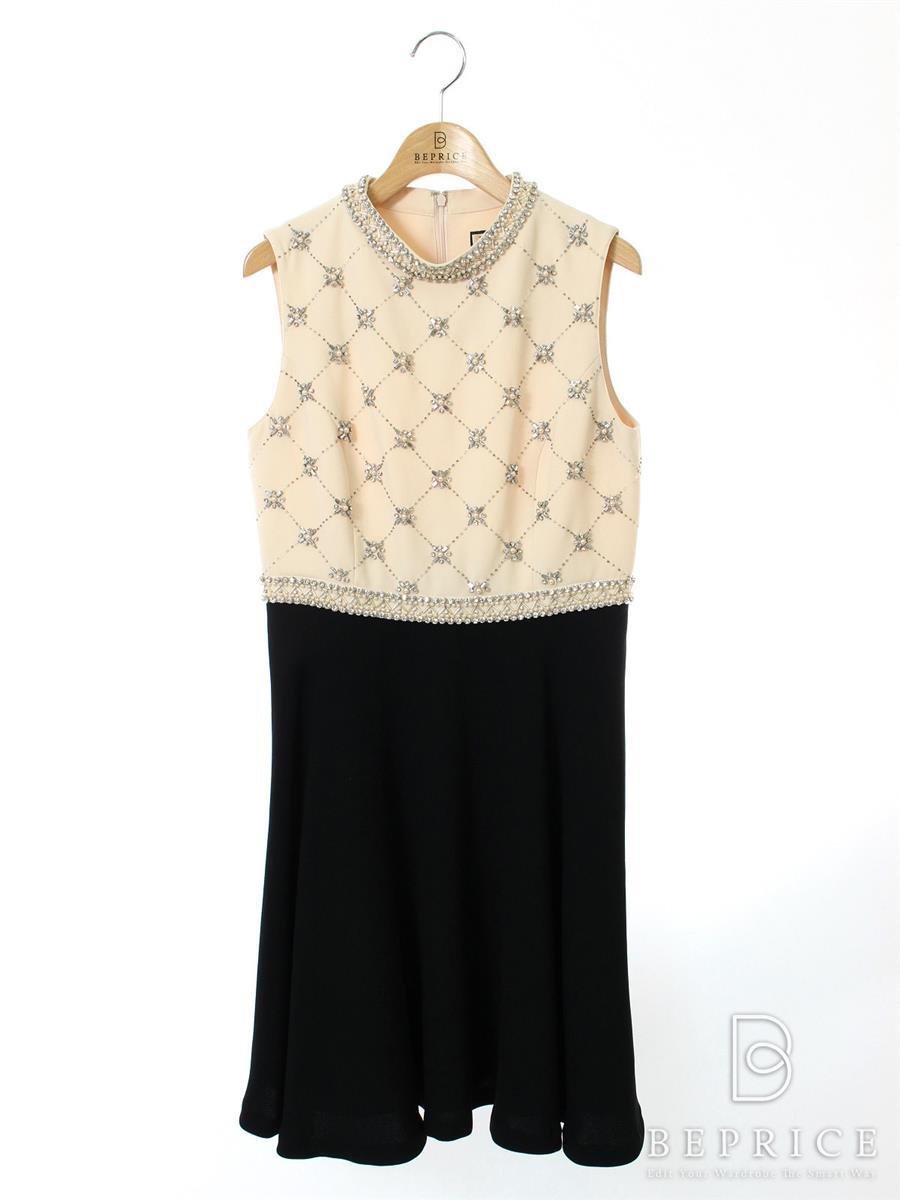 ダイアグラムグレースコンチネンタル ワンピース ドレス 装飾 ラインストーン