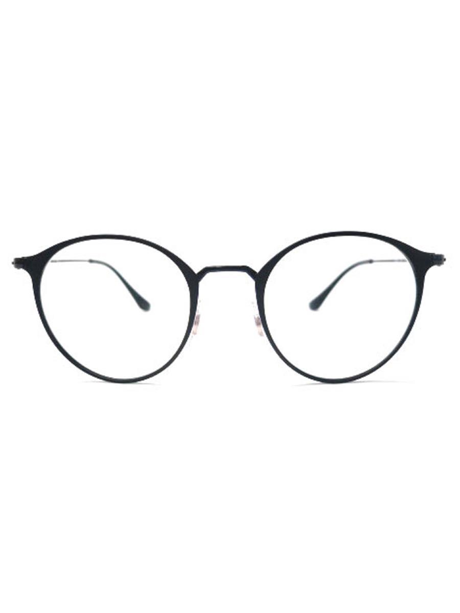 レイバン 眼鏡 メガネフレーム ボストン メタル
