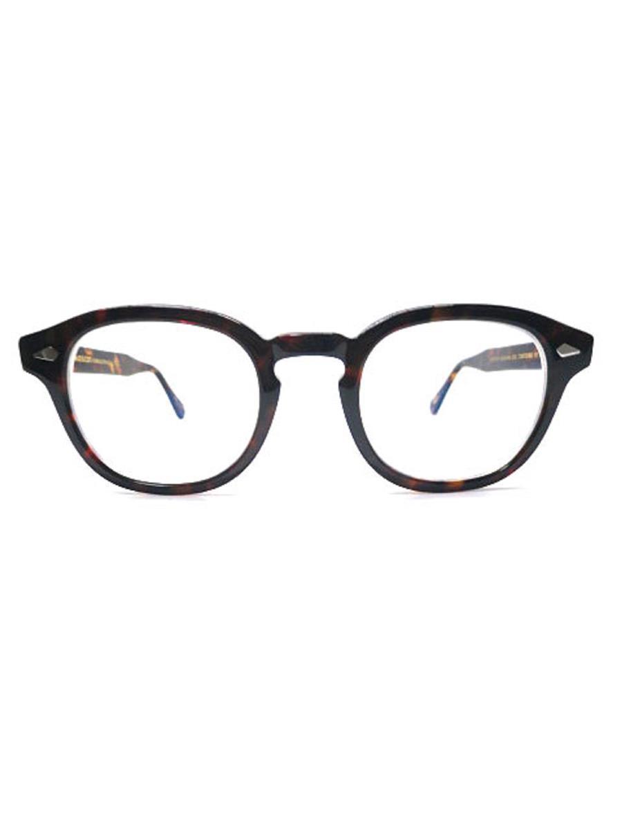 モスコット 眼鏡 メガネフレーム べっ甲調