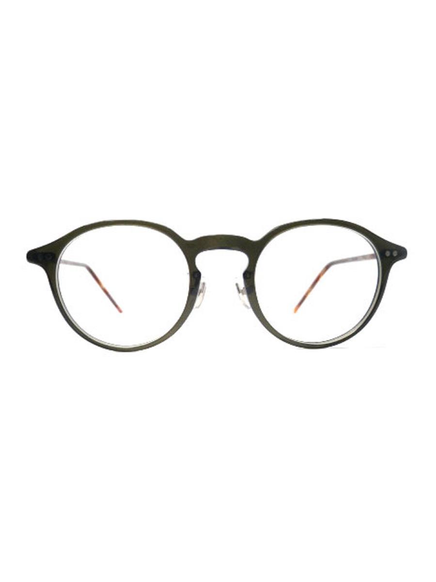 金子眼鏡 金子眼鏡店 カネコガンキョウ メガネフレーム ボストン CELLULOID M-TITANIUM