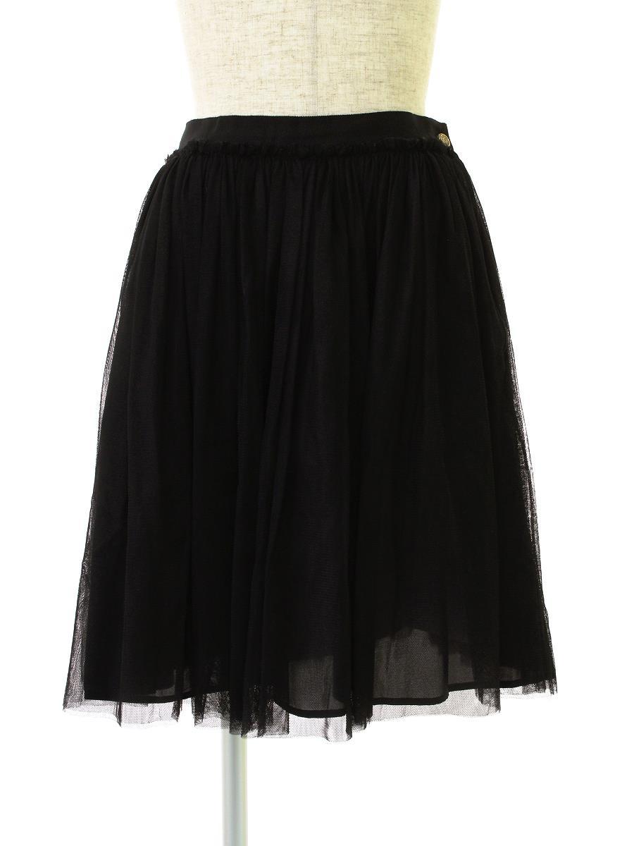 ドゥーズィエムクラス スカート チュール