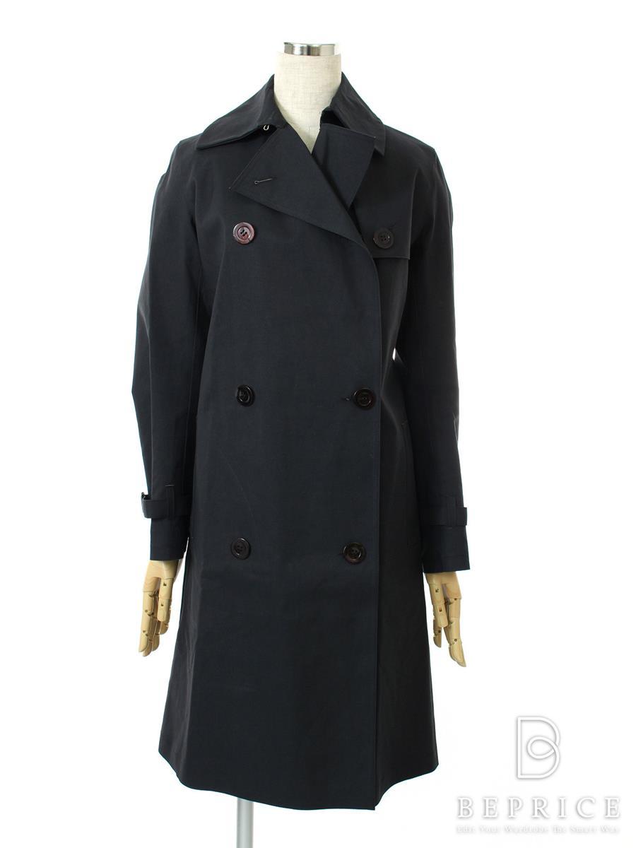 マッキントッシュ コート MACKINTOSH マッキントッシュ コート ゴム引き スレ・内側に変色あり