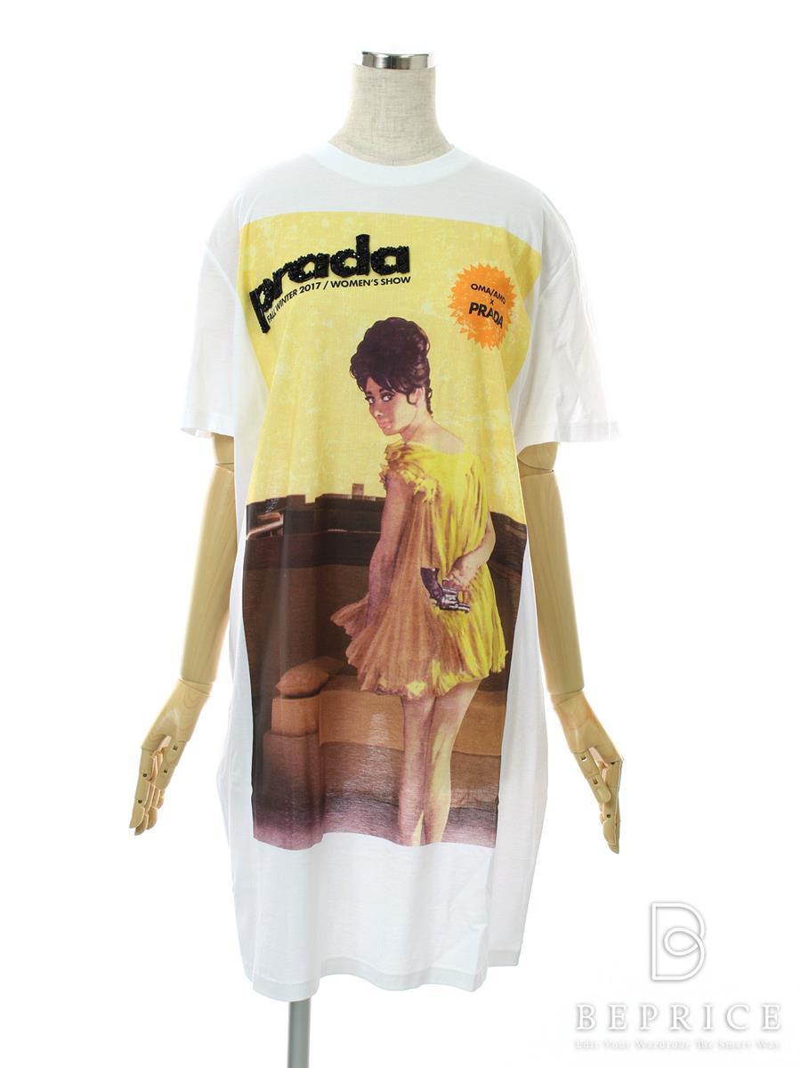 プラダ トップス 半袖 Tシャツ