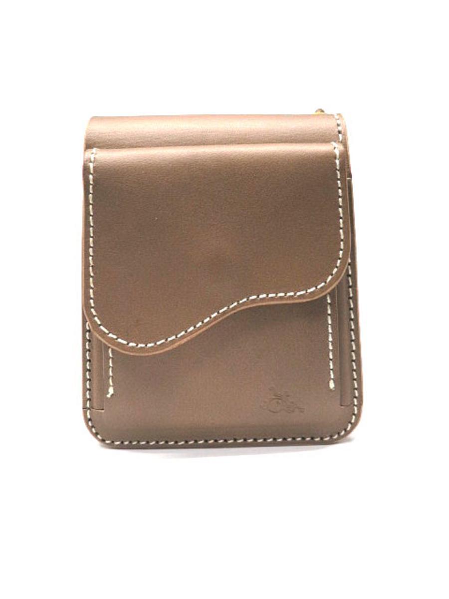 革蛸 財布 革蛸謹製 カワタコ 財布 二つ折り レザー