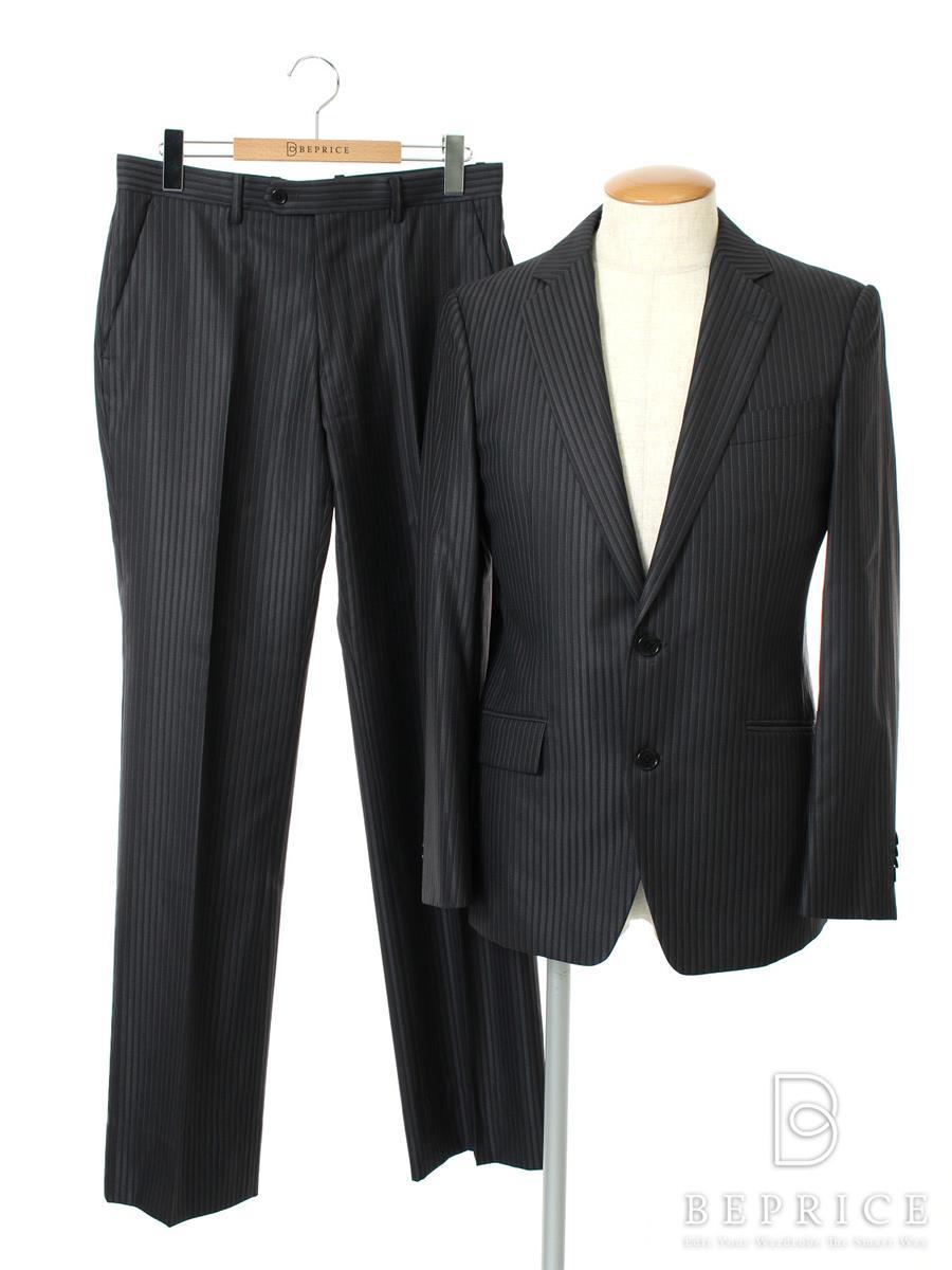 ジョゼフオム スーツ JOSEPH HOMME ジョセフオム スーツ パンツ ジャケット ストライプ