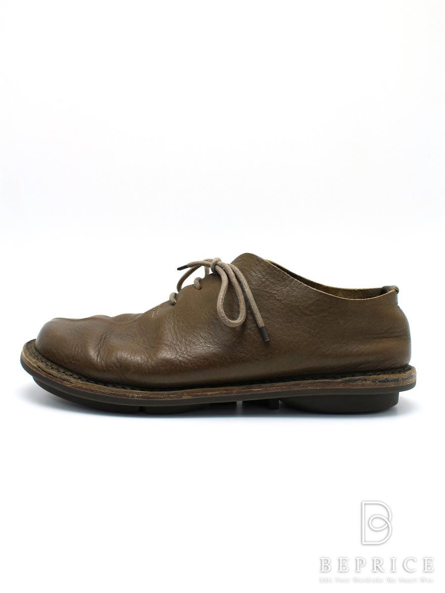 トリッペン trippen トリッペン 靴 シューズ レザー ソール変色型付あり