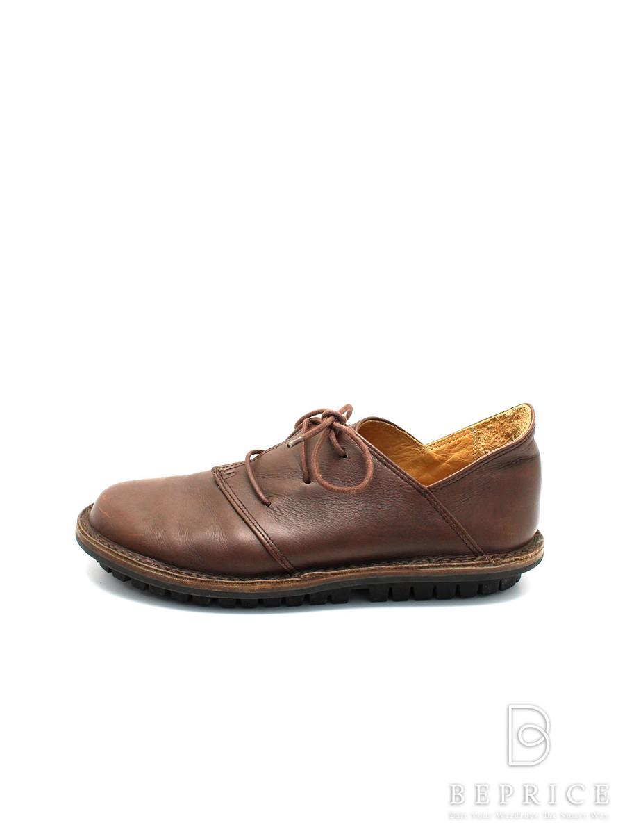 トリッペン trippen トリッペン 靴 シューズ レザー スレ変色あり