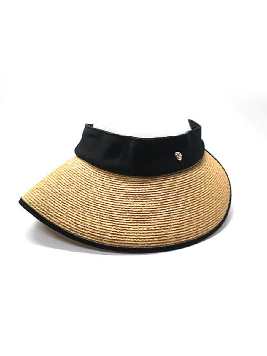ヘレンカミンスキー HELEN KAMINSKI ヘレンカミンスキー 帽子 サンバイザー ラフィア