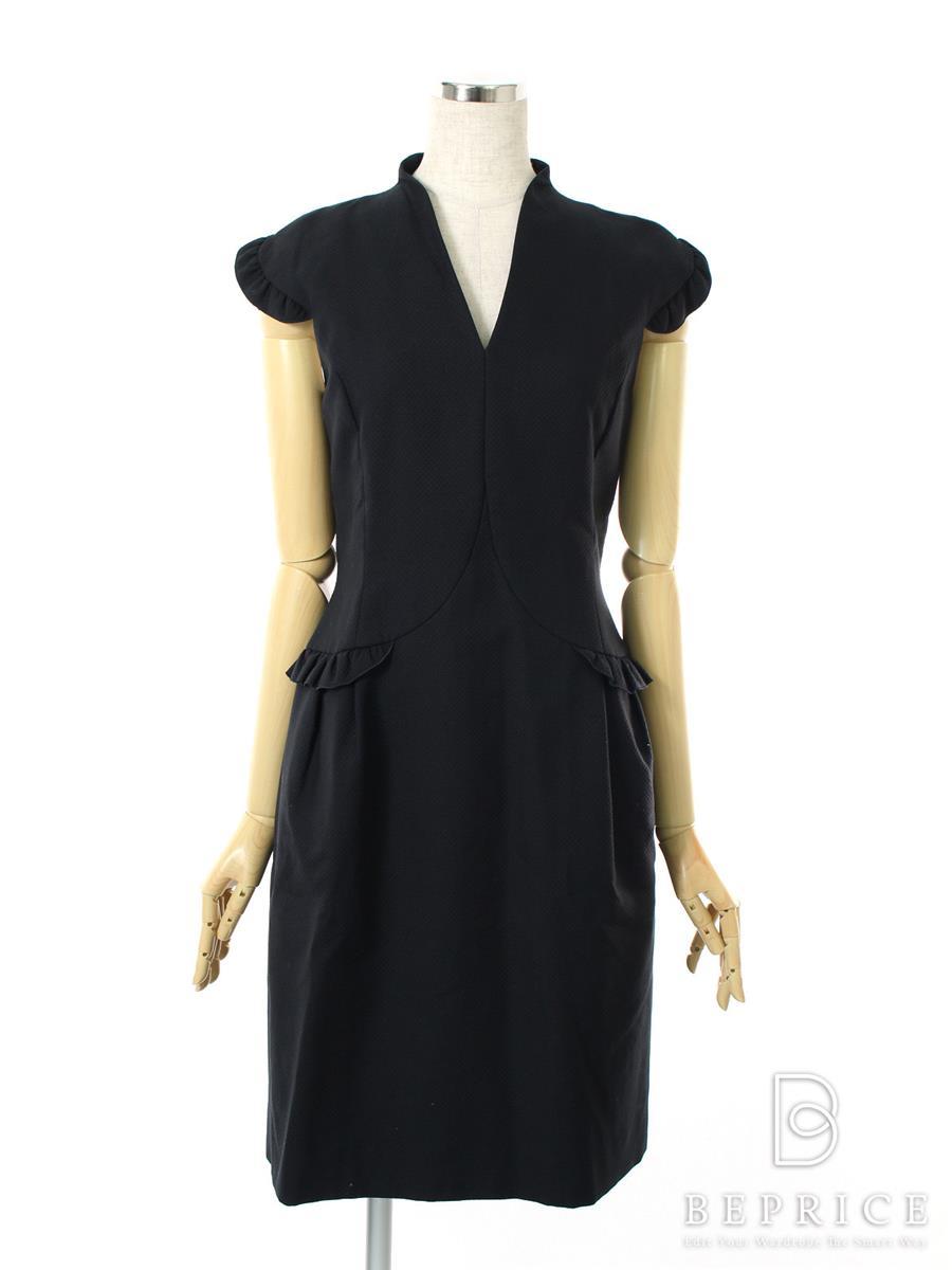 フォクシーブティック ワンピース ワンピース Popping Frill Dress 34499