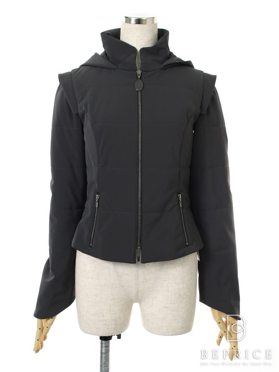 フォクシーニューヨーク ジャケット ジャケット ギャルソンヌ Rainy Cushion 袖薄汚れあり 30904